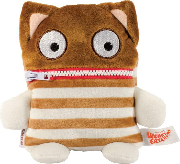 Worry Eater Plush Toy - Enno