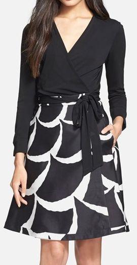 Classic Diane von Furstenberg Dress http://rstyle.me/n/s9t3wbh9c7