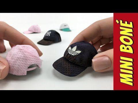 Cómo hacer un sombrero para las muñecas Barbie - YouTube