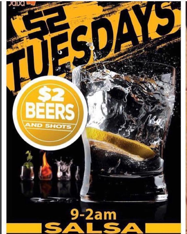 The place to be on Tuesday night! Come through for a cold one and a shot for only $4  2126 E Lehigh Ave Philadelphia PA #philly #phillynightlife #phillylife #clubbing #ladiesnight #drinks #drinkspecials #shots #beer #nightlife #salsa #merengue #bachata #reggaeton #latino #latina #turnup #night #twodollartuesday #tuesday #dj #salsafamily