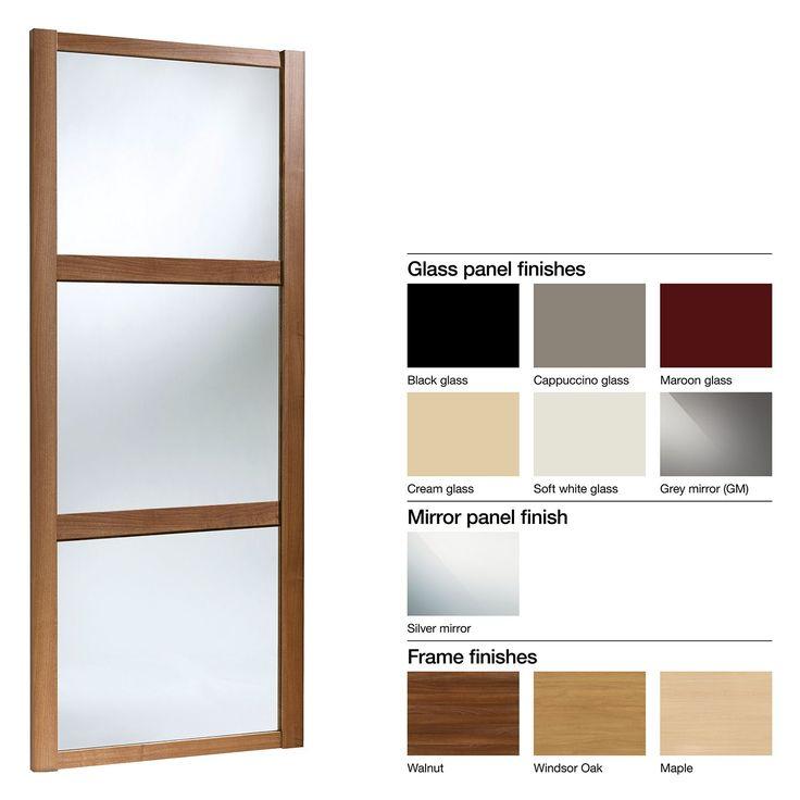 17 best ideas about wardrobe doors on pinterest wardrobe for B q bedrooms sliding wardrobe doors