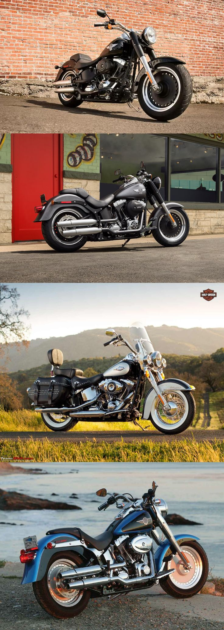 Harley Davidson India Announces Price Cut for Fatboy and Softail Models