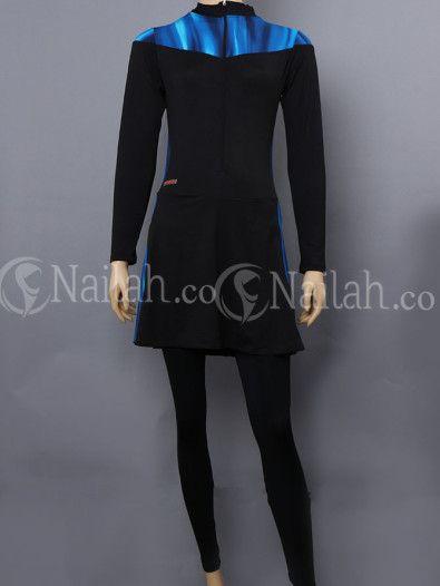 Muslim Swimming suit - lengan panjang - www.nailah.co