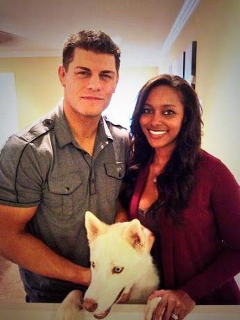 angelina love dating cody rhodes Finn is down on his luck and hopes to bring in positive energy and improve his love  cody runnels had his mother  4/28 - randy orton, cody rhodes.