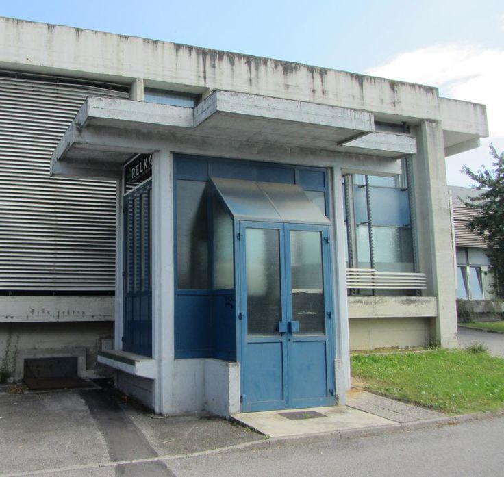 Entrance, Nova Gorica — via http://architectureofdoom.tumblr.com