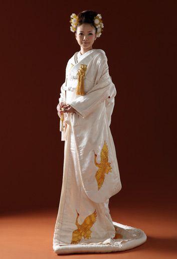 Wedding Kimono | Awesome Asia | Pinterest