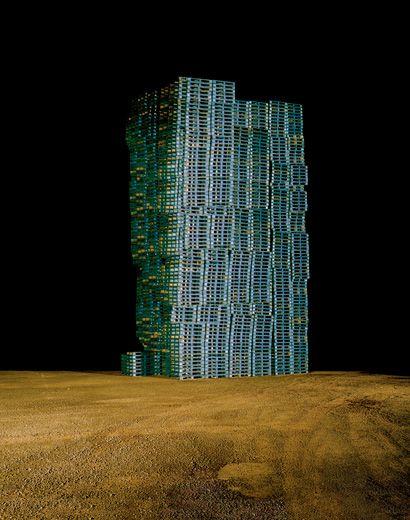Edgar Martins, Reluctant Monoliths, 2009, Untitled (Nantes, France)