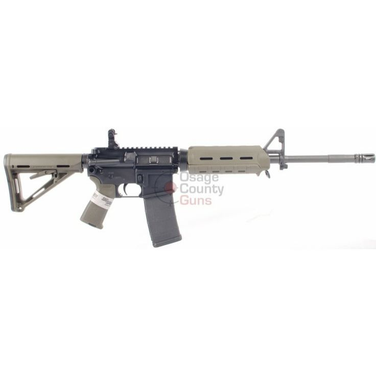 "Sig M400 SIGM400, 16"" bbl Enhanced ODG Carbine, MOE Grip, M"