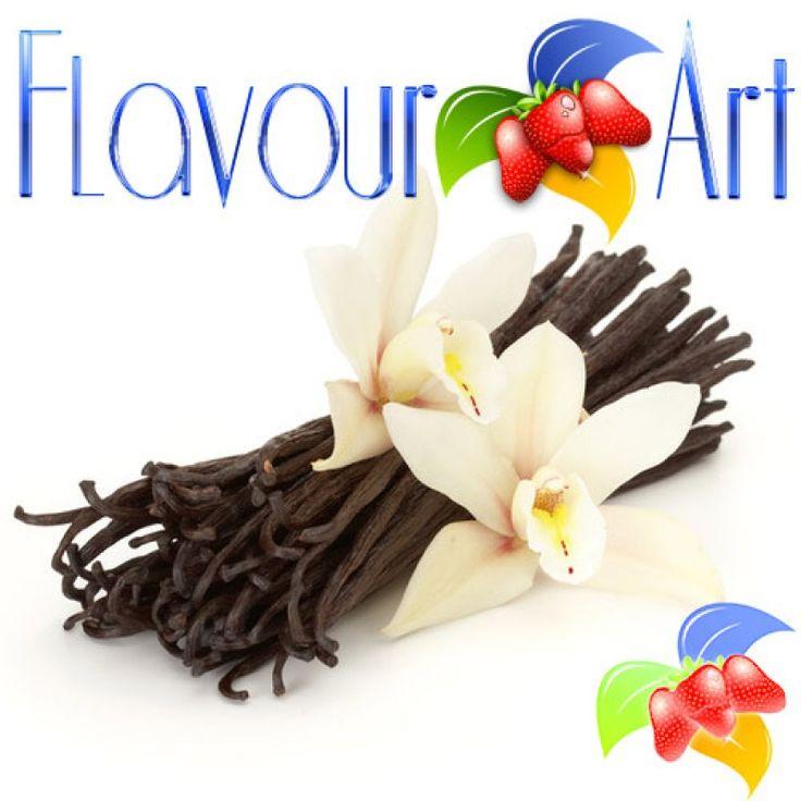 Flavour Art - Vanilya Elektronik Sigara Likiti