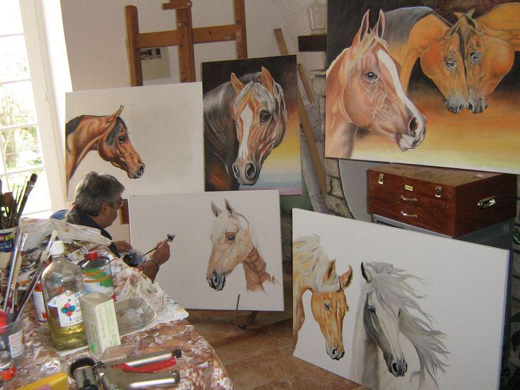 l  animale più bello da dipingere