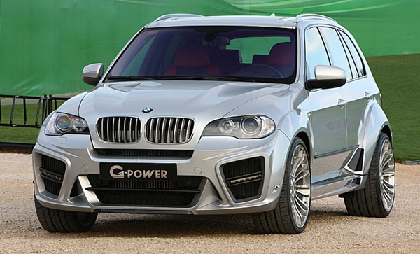 2009 G-Power X5 Typhoon Beats BMW X5 M to Market - Rumor Central
