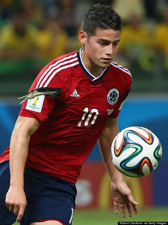james rodriguez 2 bug