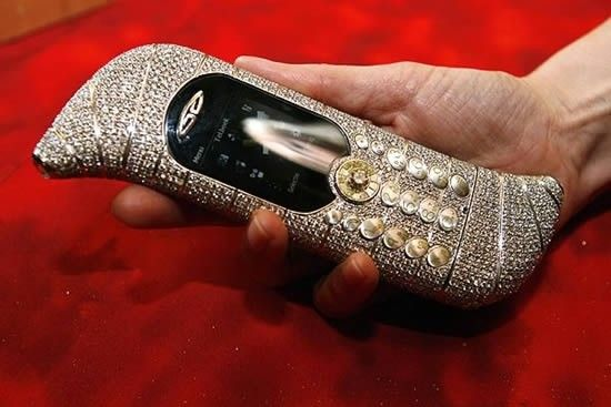 Here are the 7 Most Expensive Mobile Phones in the World! 34