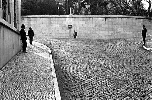 Neal Slavin - Untitled, Portugal, 1968  From Book: Portugal by Neal Slavin with an afterword by Mary McCarthy