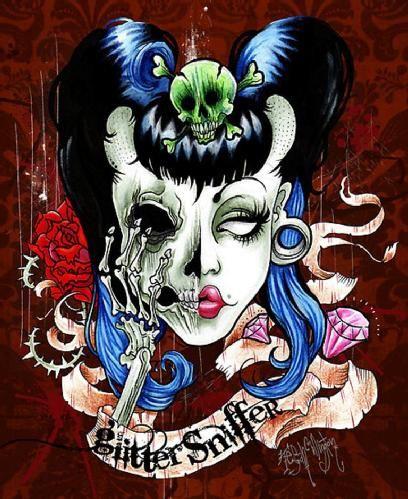 psychobilly  | ZomBie AtTaCk...: Psychobilly - CraiG BrackenRidge -StorMscReen ...
