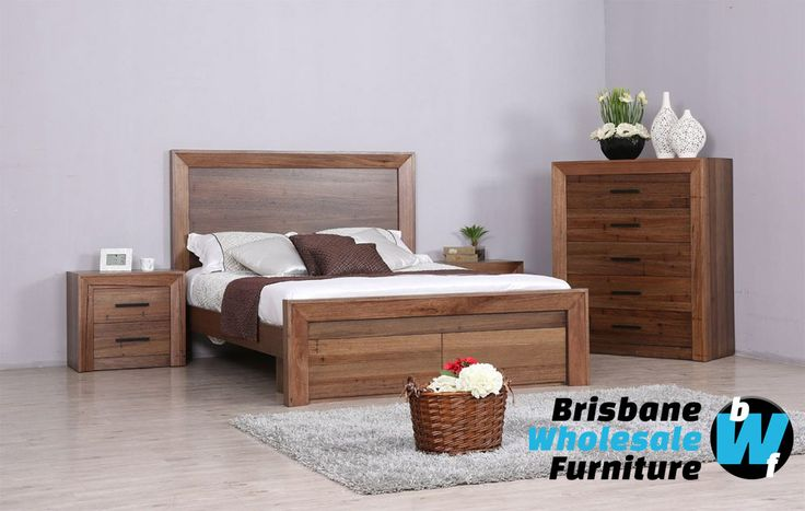 Berkshire King and Queen bed - Brisbane Wholesale Furniture
