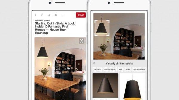 La nuova funzionalità di Pinterest è segno di una comunicazione sempre più visiva: cambierà anche la nostra percezione della realtà?