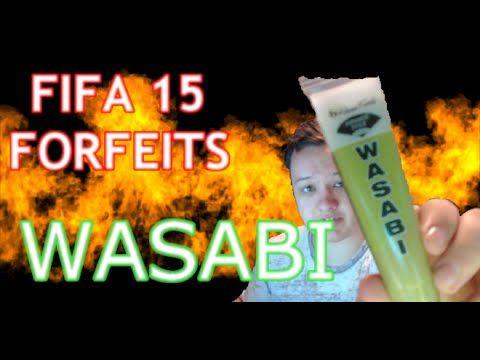 Fifa 15 Forfeits: Wasabi - OMFG!