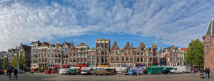 Panorama Nieuwmarkt