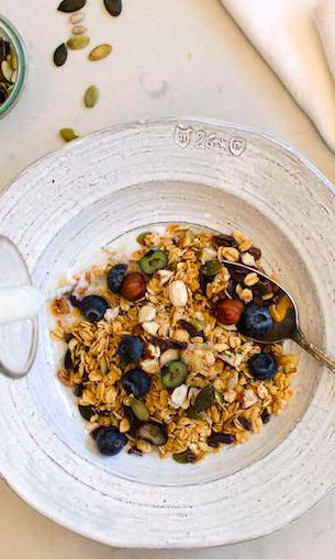 The 5 healthiest granola brands