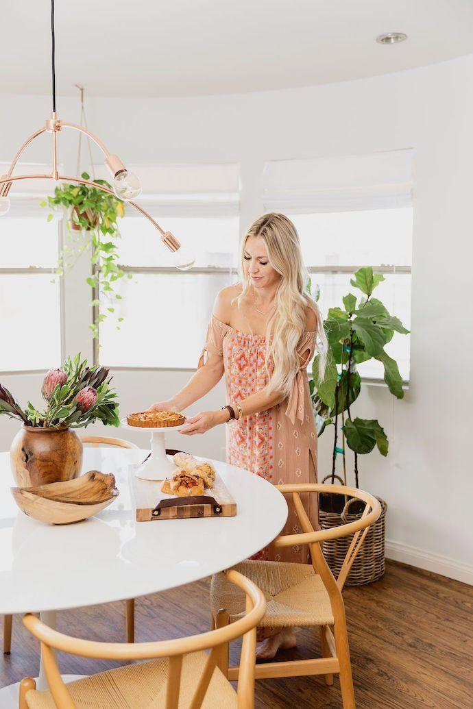 Modern Meets Boho In Paige Rangel S Phoenix Az Home Small