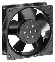 ebm-papst 4800Z Fan; Axial; 115 V; 60 Hz; 12 W; 1800 RPM; 28 dBA; 61.8 CFM; -10 to degC