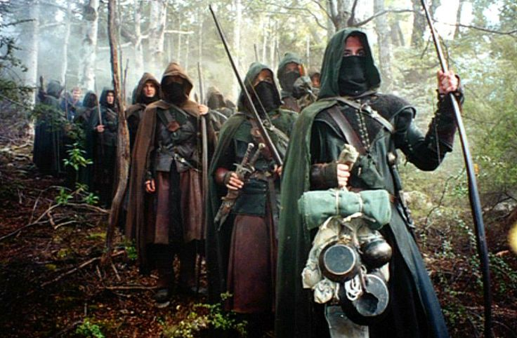 Ithilien Rangers | That's what I'm Tolkien about ...