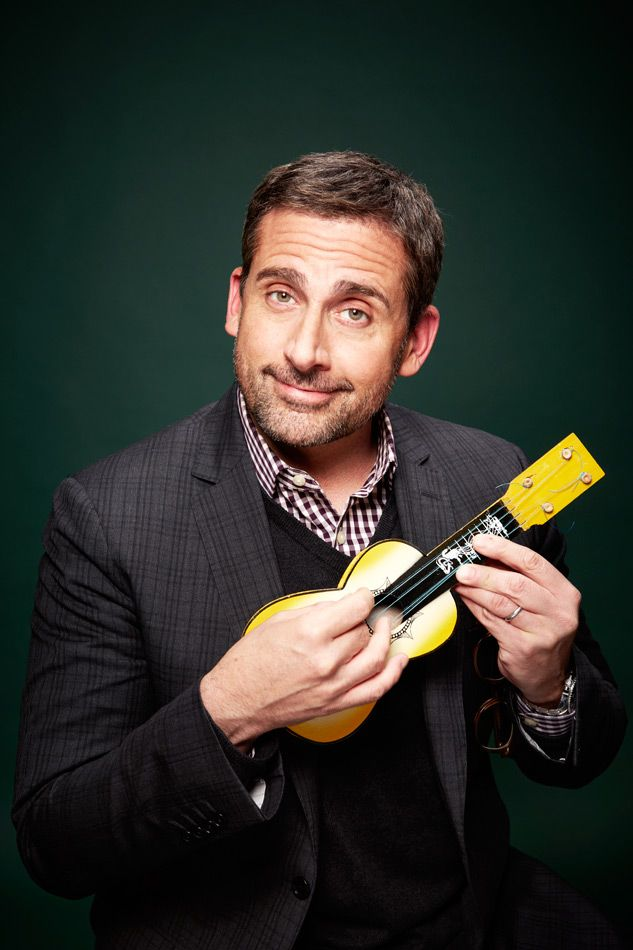 Steve Carell for The Wall Street Journal photographed by Amanda Friedman @ I Heart Reps. www.iheartreps.com #iheartreps