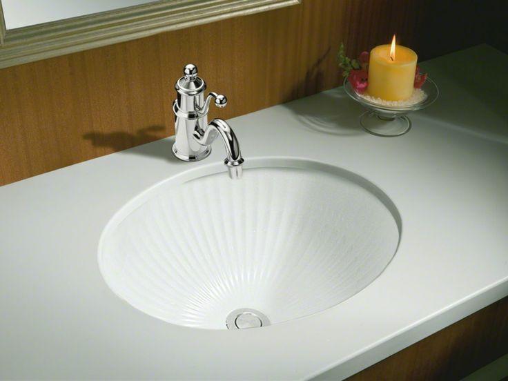 Kohler Linia 2219-0 Kohler Solid/Expressions Sink Options ...