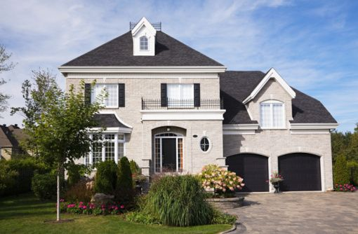 Gray exterior color schemes exterior house color schemes - White exterior paint color schemes ...