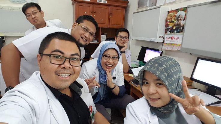 radiology residen of University Hasanuddin Makassar Indonesia