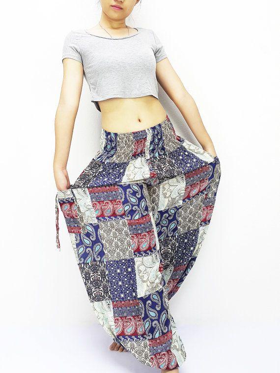 Women Trouser Pants Yoga Pants Aladdin Pants #clothing #women #pants @EtsyMktgTool http://etsy.me/2yiVgiK