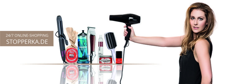 Profi-Produkte für Friseure, #Barber oder auch #Kosmetiker … bei #Stopperka habt Ihr eine Auswahl von über 15.000 Artikeln.  Auch #Seminare und Salon-Einrichtungen (Teil- oder #Kompletteinrichtungen) gibt es bei uns Einfach mal reinschauen und stöbern -  hier gibt es stets interessante Angebote und #Neuheiten: http://www.stopperka.de/   #Friseurbedarf #SalonSupply #Friseure #Haarkosmetik #Hairdresser #Kosmetik #Friseur #SalonEinrichtung #Beauty #Haare #HairAndCosmetics #Kosmetikbedarf