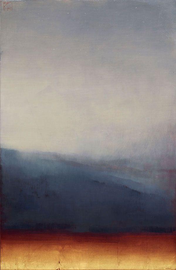 Pauline Ziegen paintings -Karan Ruhlen Gallery