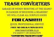 Trash Converters
