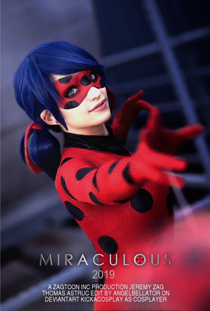 Miraculous Movie poster by AngelBellator.deviantart.com on ...
