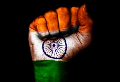 BE AN INDIAN