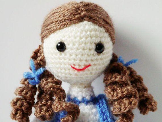 Amigurumi Pattern Dolls : Amigurumi voodoo doll crochet pattern projects to try