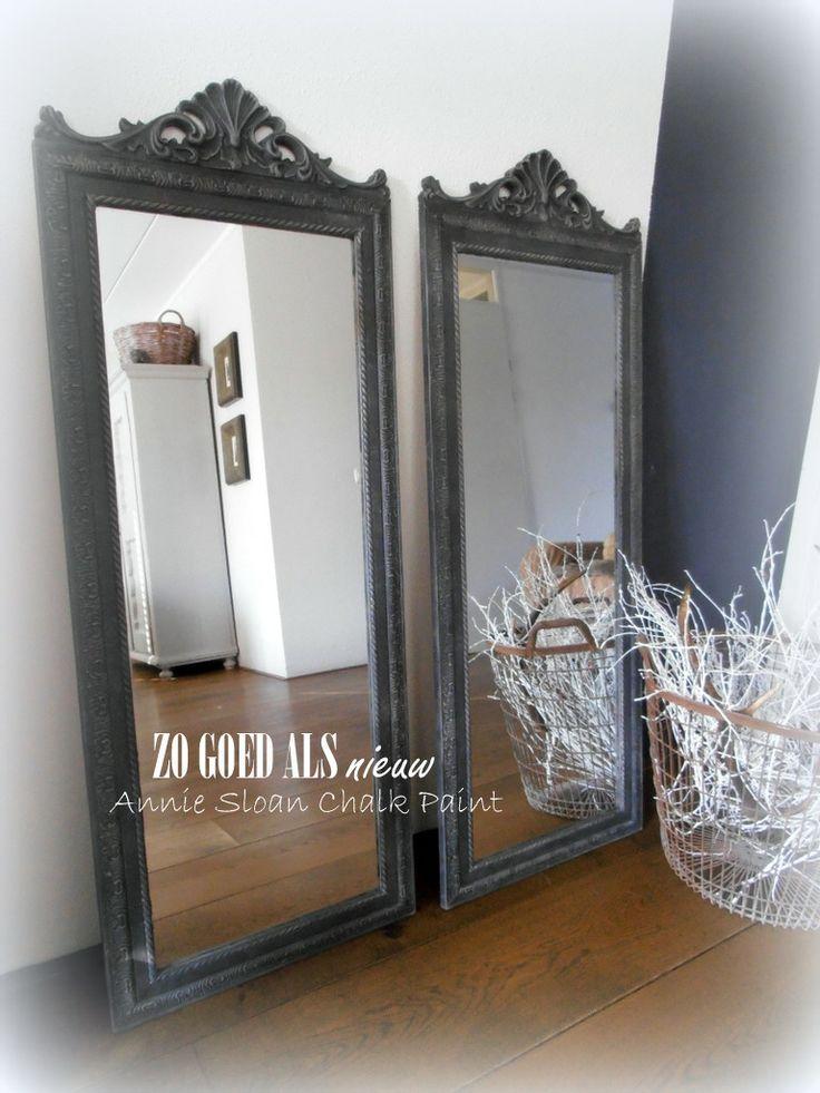 20 beste idee n over openhaard spiegel op pinterest for Spiegel xenos