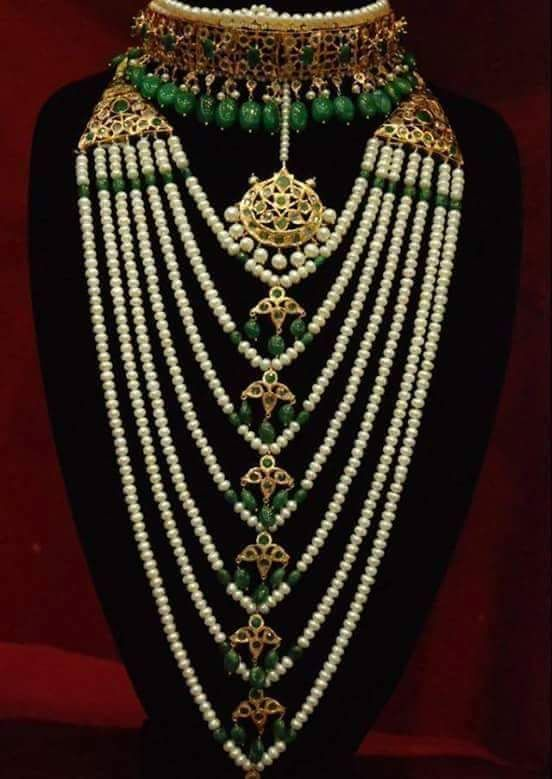 The 25 best Hyderabadi jewelry ideas on Pinterest
