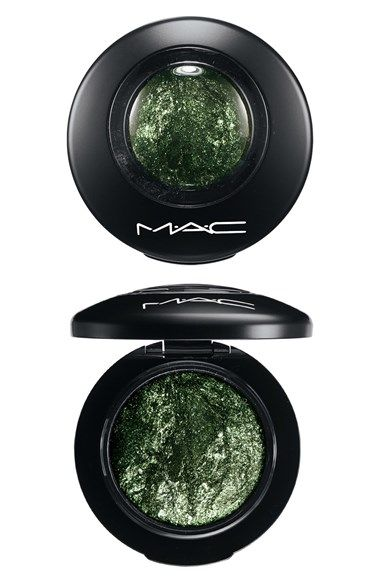 M·A·C 'Mineralize' Eyeshadow available at #Nordstrom Smutty Green