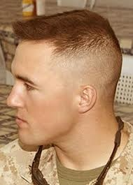 high and tight- learning for my military man.