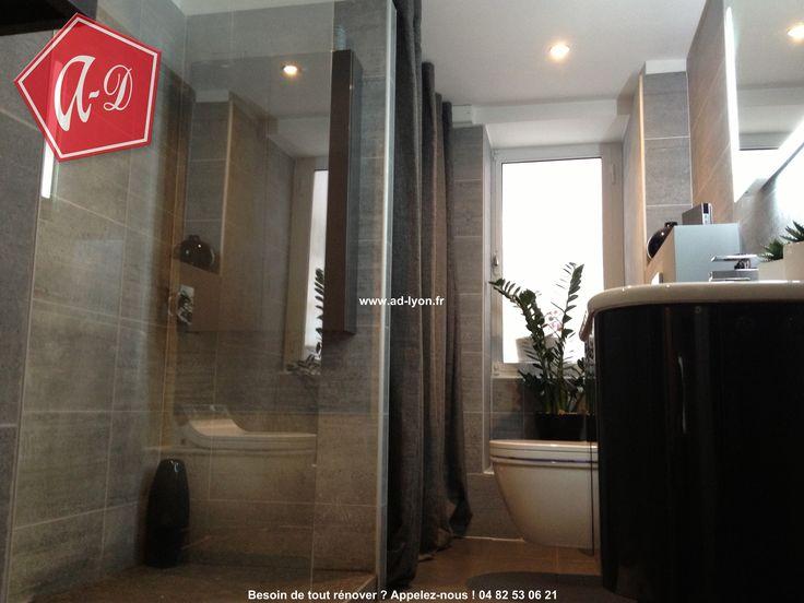 salle de bain 2014 salle de bains pinterest. Black Bedroom Furniture Sets. Home Design Ideas