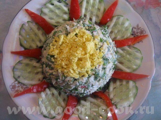 Салат з вермішелі