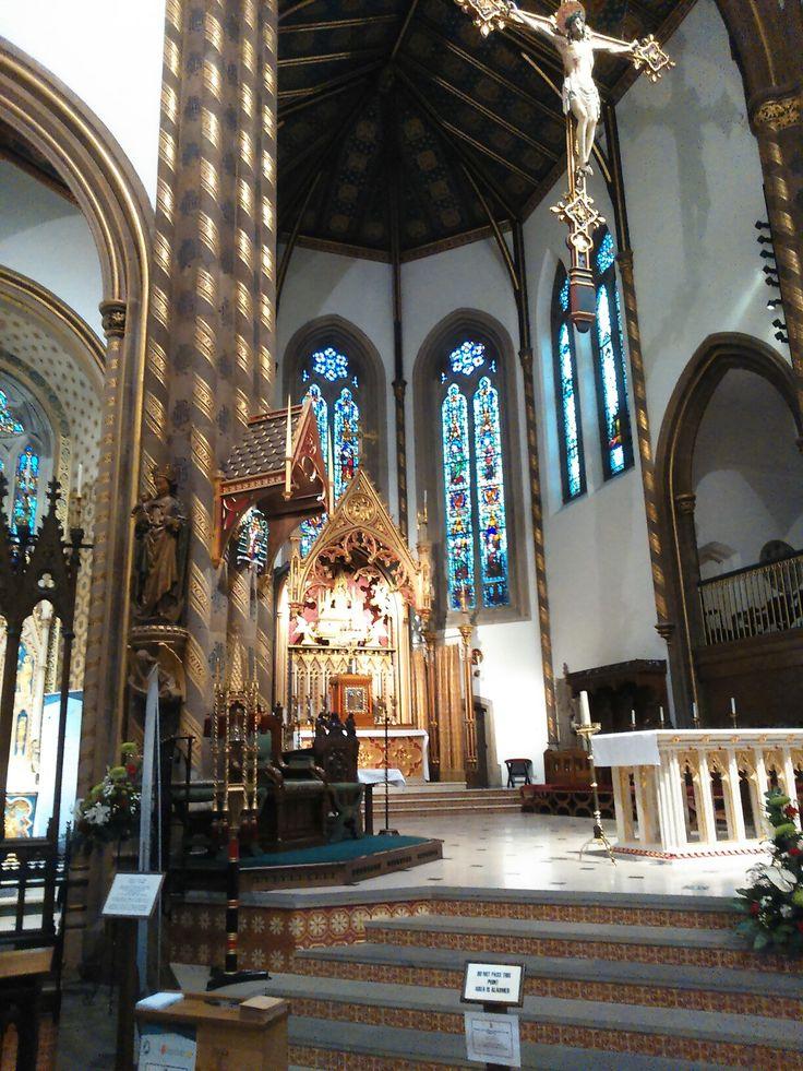 St.Chad's Roman Catholic Cathedral, Birmingham UK
