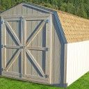 Best deals on many wood shed kits, vinyl sheds, metal sheds and so many more storage shed kits!!