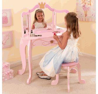 New Princess Table Amp Stool Kidkraft 76123 In 2019 Kids