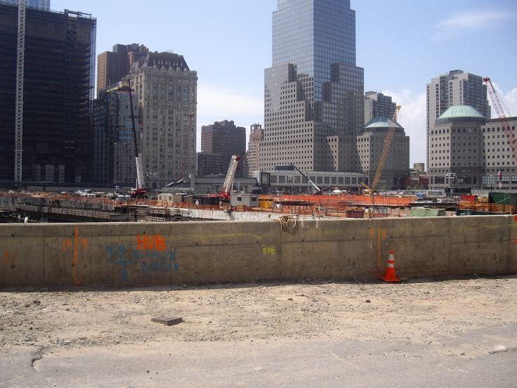 Zona Cero. Nueva York. 2009.