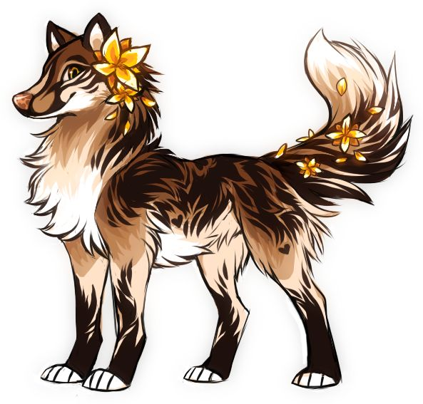 Anime Characters Animals : Best images about anime wolves on pinterest