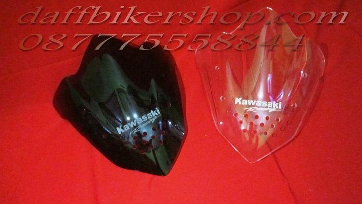 Windshield/Visor Motor Berbagai Jenis Motor Kawasaki | Kaskus - The Largest Indonesian Community